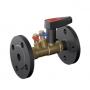 Ручной фланцевый статический балансировочный клапан (10)