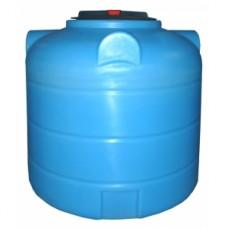 Пластиковая емкость 500 л с крышкой 380 мм