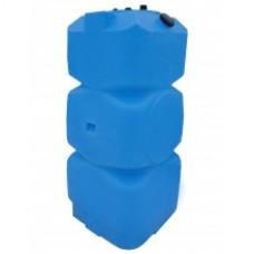 Топливный бак 800 л для дизельного топлива вертикальный