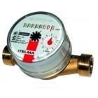 Счетчик горячей воды  Ду 15 ITELMA WFW20 с монтажным комплектом
