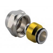 Резьбовой адаптер для трубок радиат.15*1