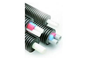 Теплоизолированные трубы Uponor Ecoflex