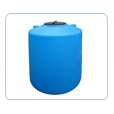 Пластиковая емкость 1140 л с крышкой 380 мм