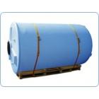 Пластиковая емкость 12000 л с крышкой 520 мм (для жидкостей плотностью до 1,2 г/см3)