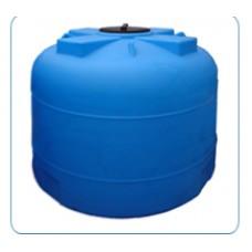 Пластиковая емкость 4500 л для хранения жидкостей плотностью не более 1,0 гр/см3