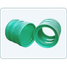 Секция пластикового канализационного колодца 600 мм