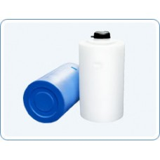 Бак пластиковый вертикальный цилиндрический Анион, 205 литров