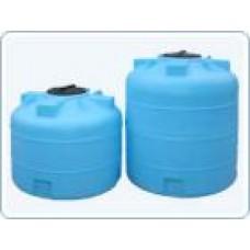 Бак пластиковый вертикальный цилиндрический Анион, 1000 литров