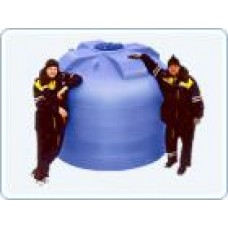 Бак пластиковый вертикальный цилиндрический Анион, 4500 литров
