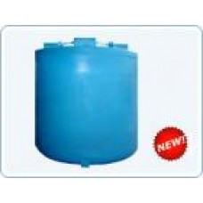 Бак пластиковый вертикальный цилиндрический Анион, 8000 литров