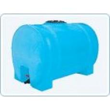 Бак пластиковый горизонтальный цилиндрический Анион, 1900 литров