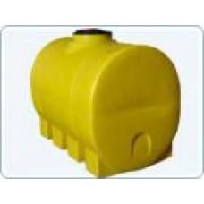 Бак пластиковый горизонтальный цилиндрический Анион, 1910 литров