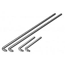 Уголок для подкл. рад. Q&E Uponor 16-15,1100 мм