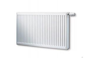 Всё о стальных панельных радиаторах Buderus