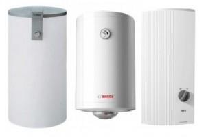 Разнообразие водонагревателей по принципу действия