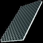Панель для укладки труб Uponor Tecto 14-17 мм с изоляцией 30 мм